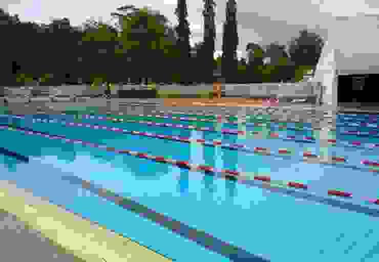 Tư vấn thiết kế hồ bơi thể dục thể thao GIATHINH POOL