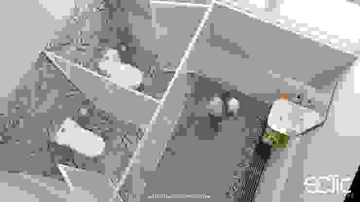 Asian style bathroom by Ectic Asian