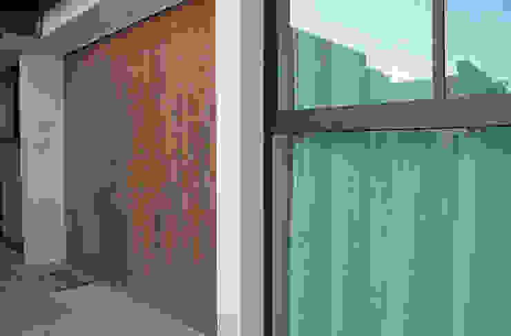 par Zona Arquitectura Más Ingeniería Moderne Bois Effet bois