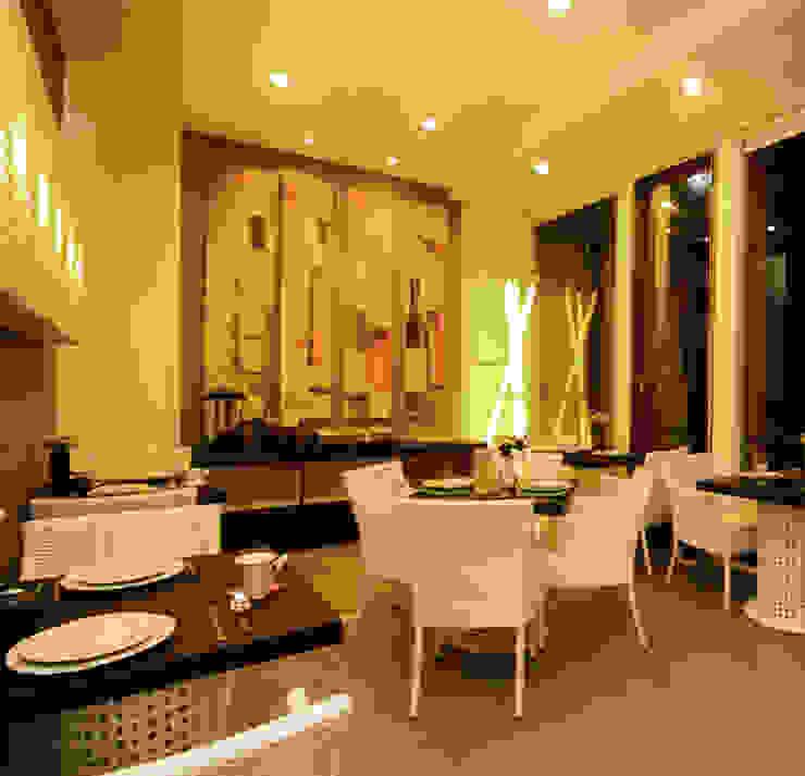Feel At Home Hotel Modern Oleh AIGI Architect + Associates Modern