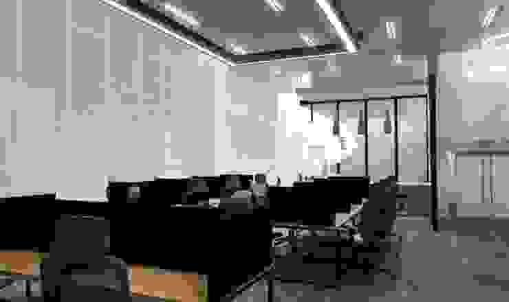 사무실 인테리어 B by 아임커뮤니케이션즈 모던