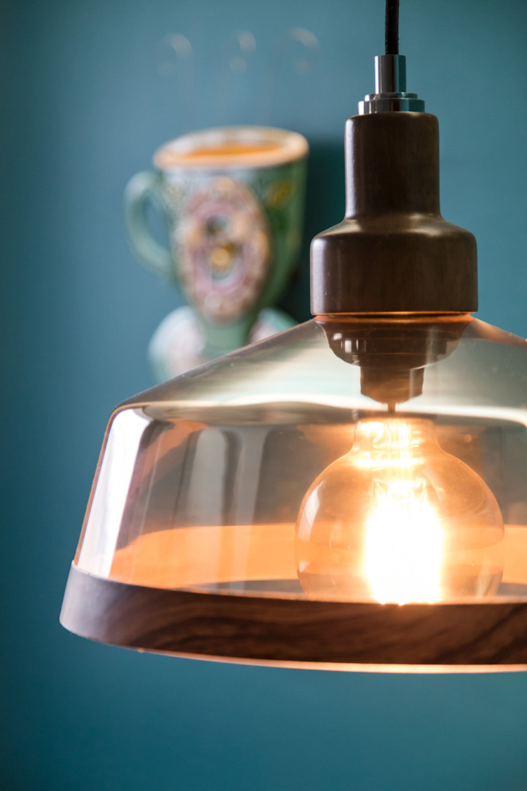 Pendente Rabisco Arquitetura CozinhaAcessórios e têxteis Vidro Transparente
