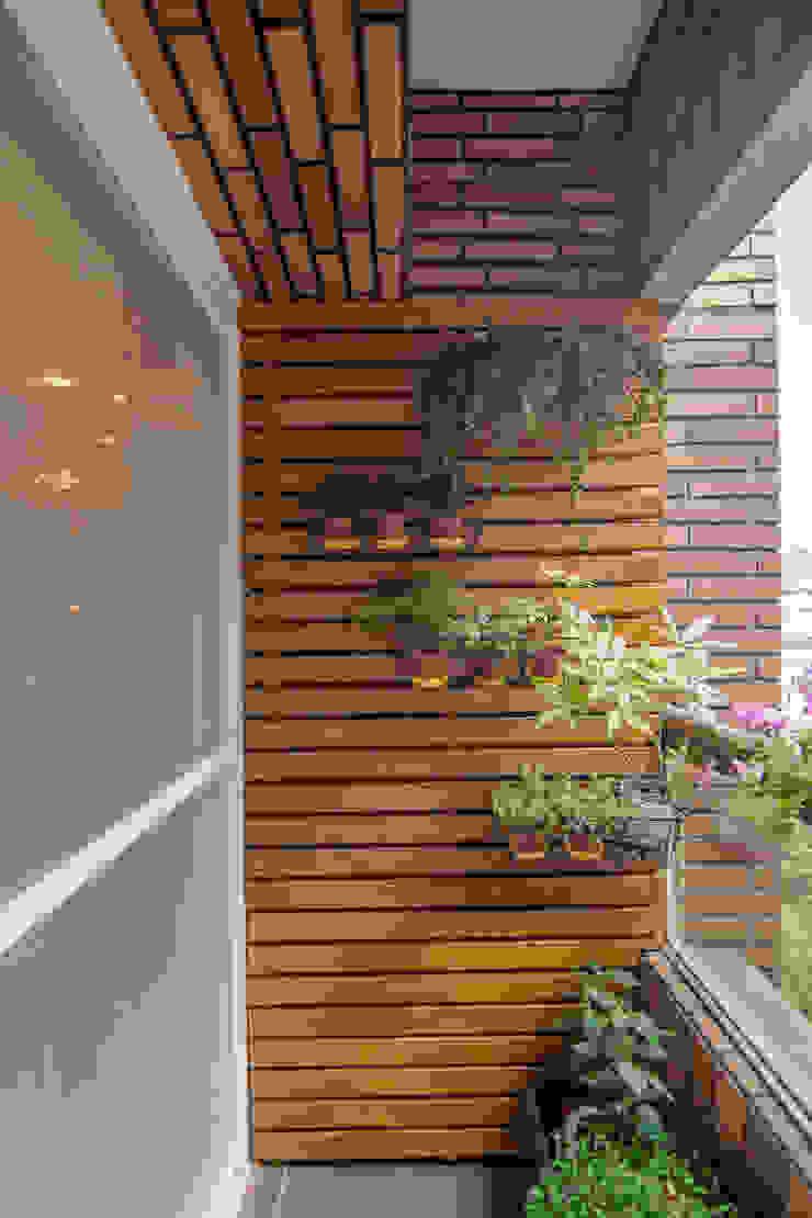 陽台牆面 根據 致室內設計個人工作室