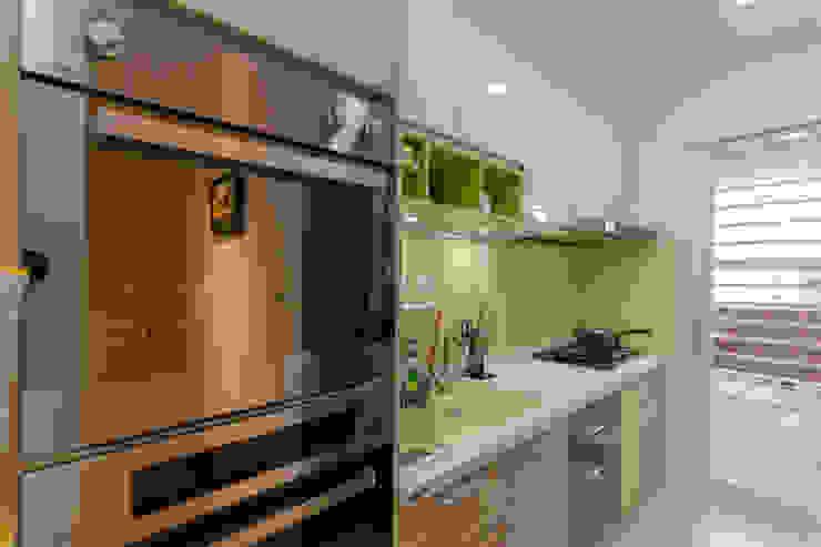 廚房 根據 致室內設計個人工作室