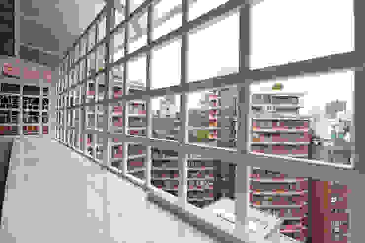 工作陽台 根據 致室內設計個人工作室