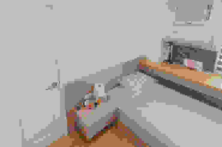臥室(一) 根據 致室內設計個人工作室