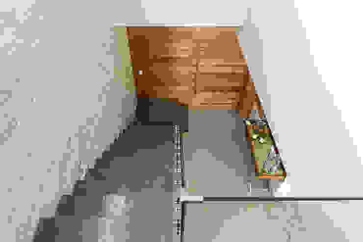 Rabisco Arquitetura Stairs Concrete Grey