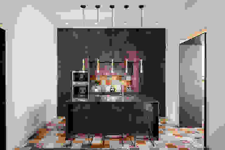 Cucina di manuarino architettura design comunicazione Minimalista