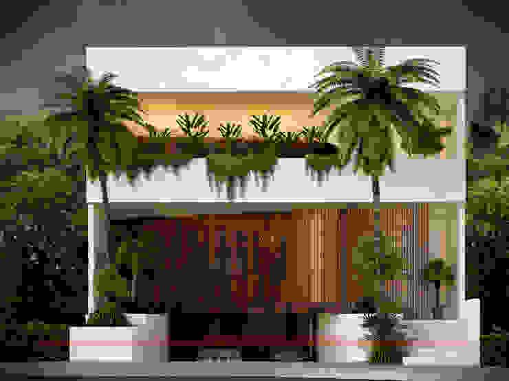 fachada de Daniel Cota Arquitectura | Despacho de arquitectos | Cancún