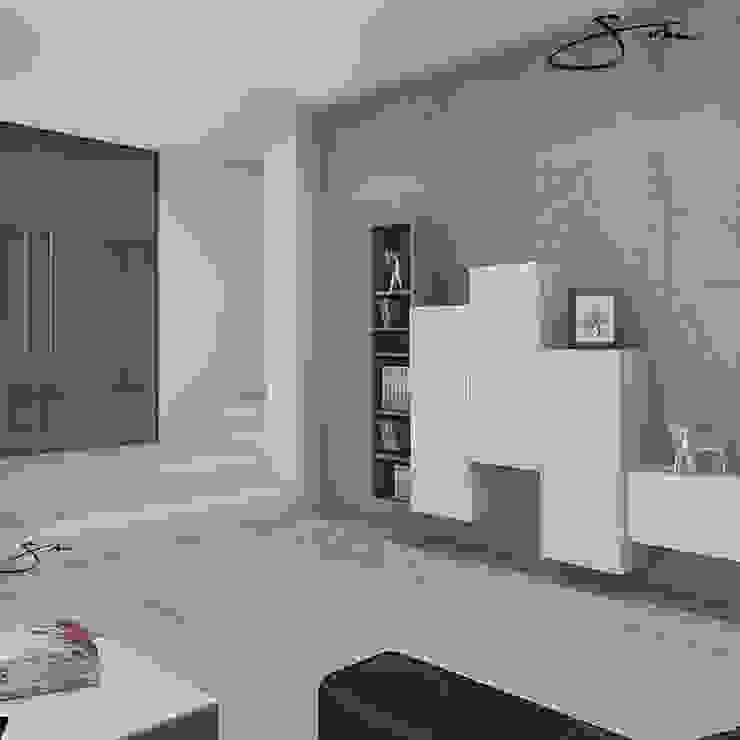 Mueble decorativo de sofia c.zarauz-design Moderno Aglomerado