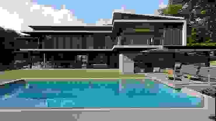 38 SAGILA by CA Architects Modern