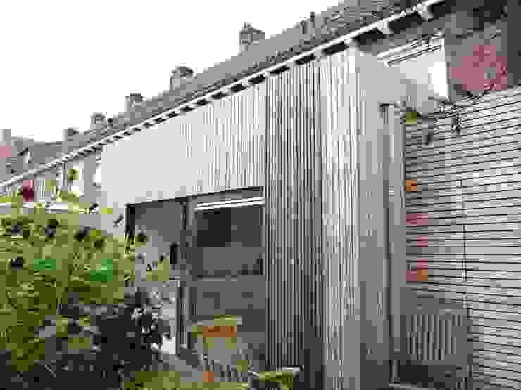 Exterieur Moderne eetkamers van Bolier Ontwerp & Bouwregie Modern Hout Hout