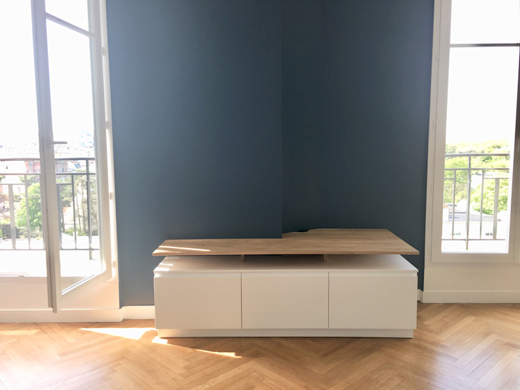 MEUBLE SUR MESURE BOULOGNE par Unlimited Design Lab