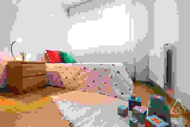 Home Staging apartamento en venta. Vicálvaro, Madrid Byta Espacios Espacios comerciales de estilo moderno