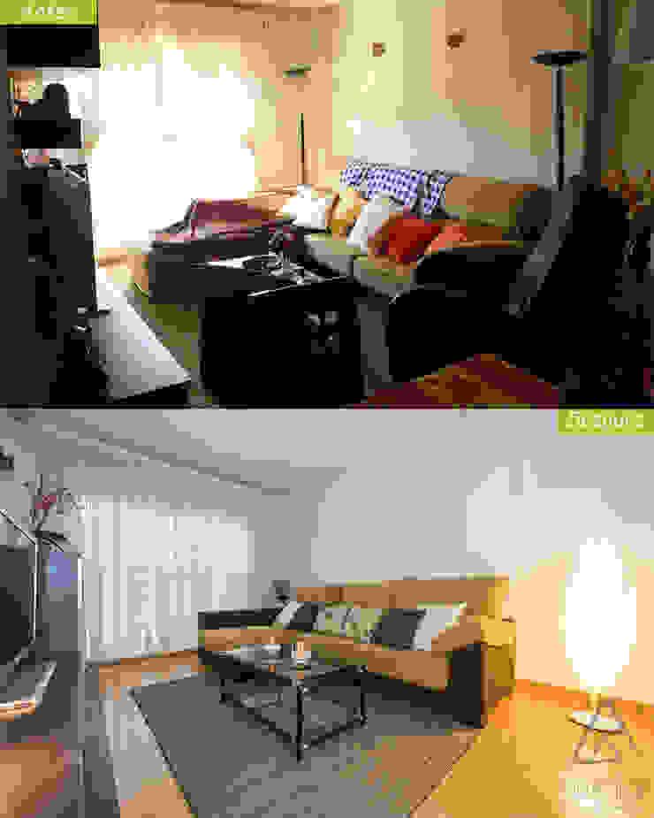 Home Staging apartamento en venta. Vicálvaro, Madrid Byta Espacios