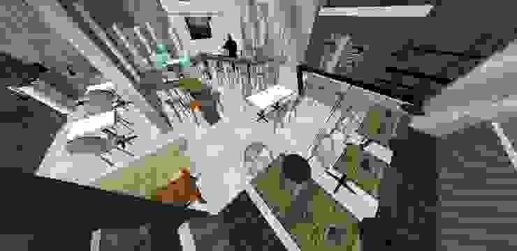 Modern Dining Room by Form Arquitetura e Design Modern Wood Wood effect