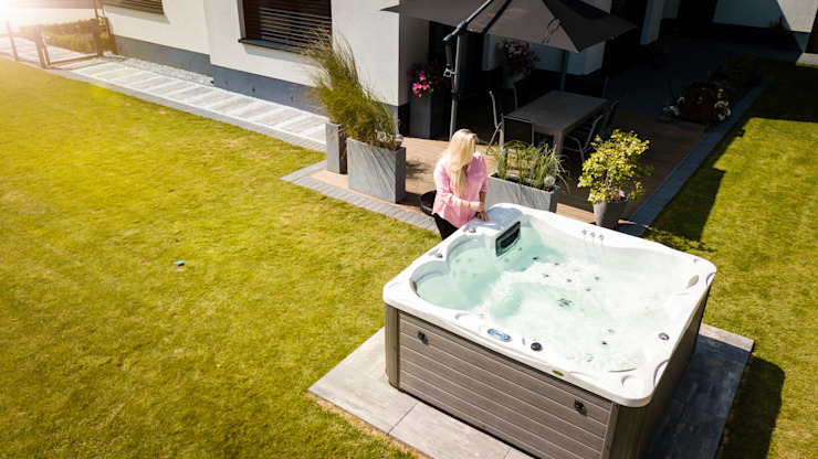 SPA Deluxe GmbH - Whirlpools in Senden SpaPool & spa accessories