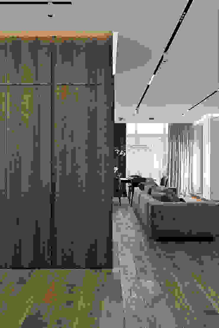 Salas de estilo moderno de U-Style design studio Moderno