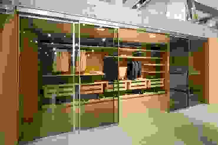 Studio Cicconi Sliding doors Glass Amber/Gold