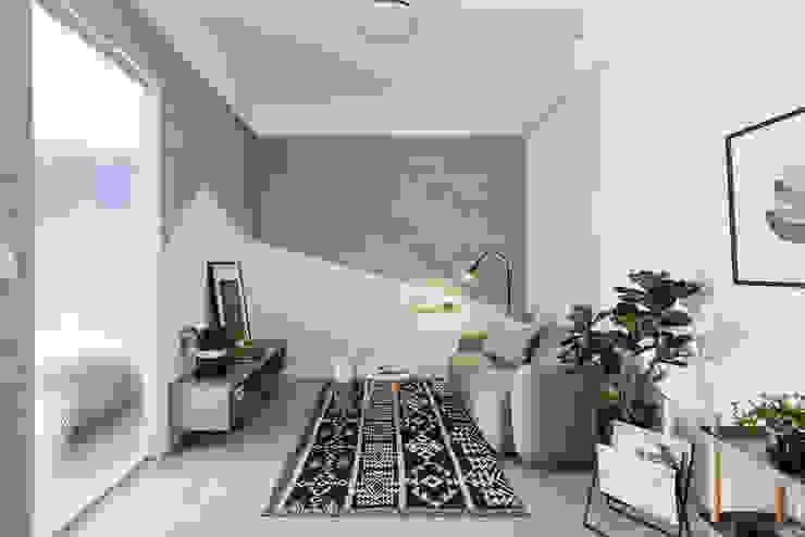 八號屋 寓子設計 客廳