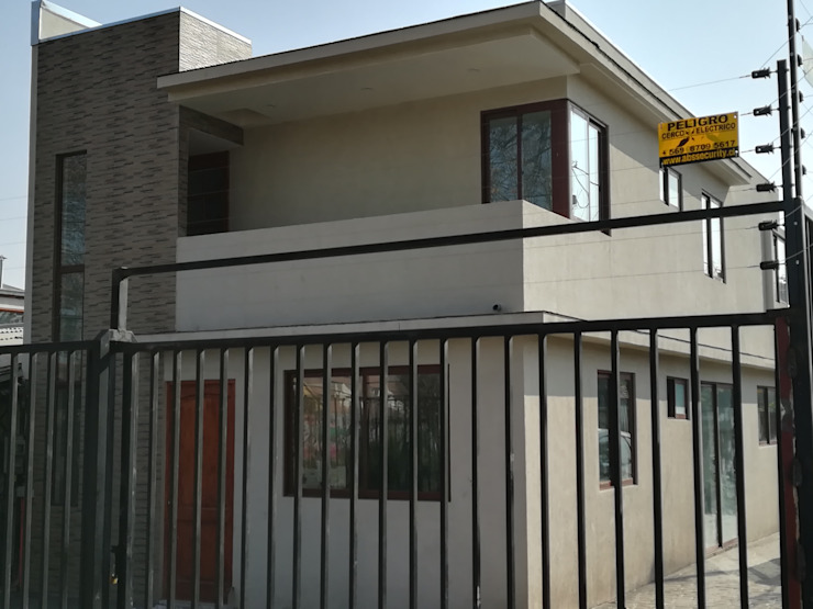 Exterior MSGARQ Casas unifamiliares
