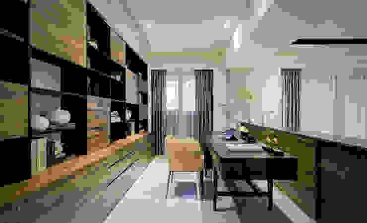 星葉室內裝修有限公司 Modern Study Room and Home Office