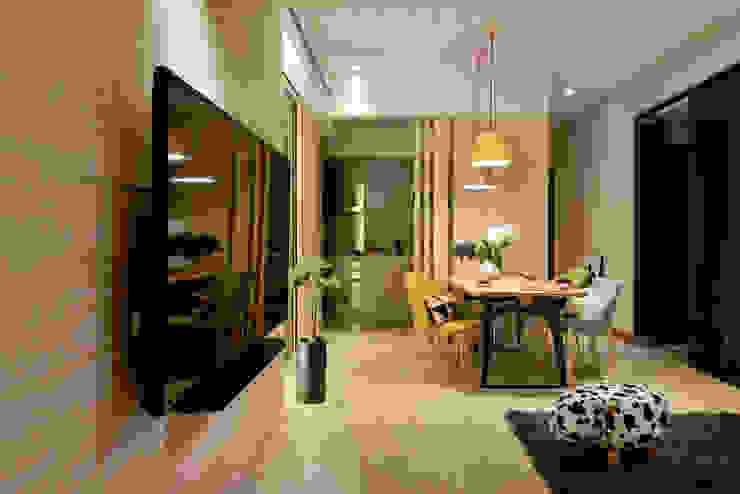 浪漫滿屋 根據 星葉室內裝修有限公司 現代風