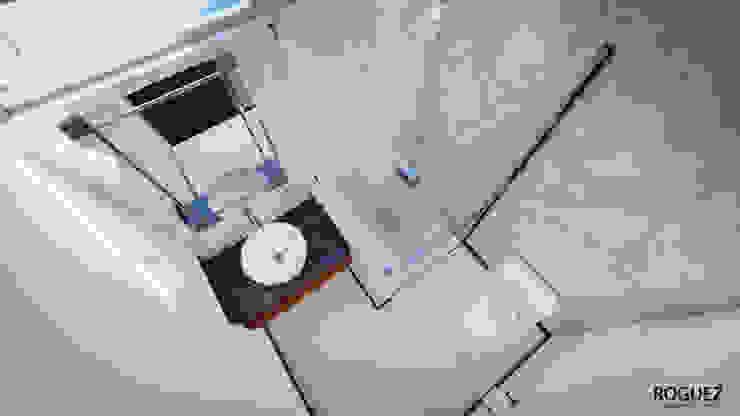 BAÑO Baños modernos de Roguez Arquitectos Moderno