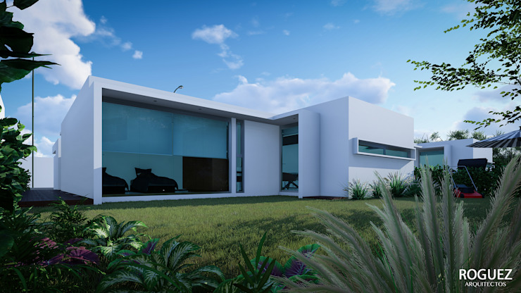 by Roguez Arquitectos Modern