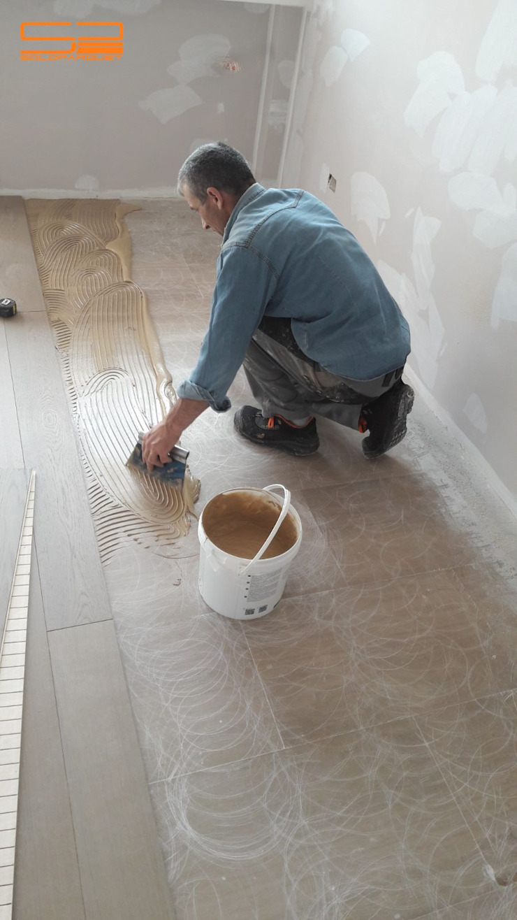 Soloparquet Srl Floors Wood Grey