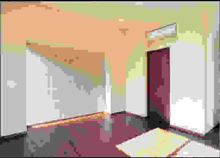 湘南の海を眺望し、本格的なオーディオルームを楽しむ モダンスタイルの寝室 の 豊田空間デザイン室 一級建築士事務所 モダン