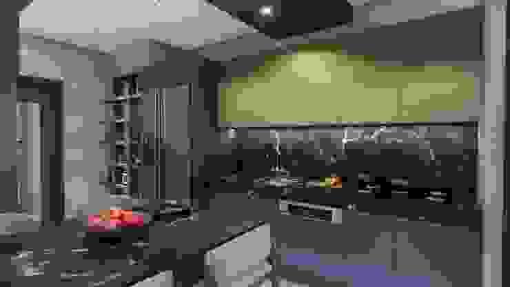 Sonraki Mimarlık Mühendislik İnş. San. ve Tic. Ltd. Şti. Kitchen units