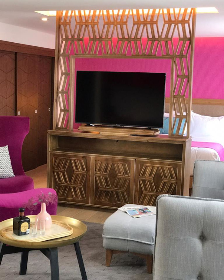 Galeria Sofia DormitoriosArmarios y cómodas Madera