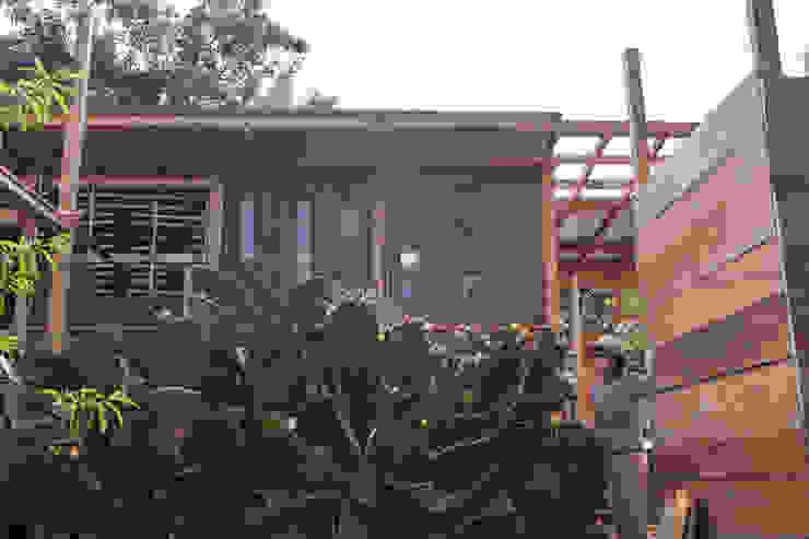 Taller de Teñido tradicional de la Lana Juan Carlos Loyo Arquitectura Cabañas de madera