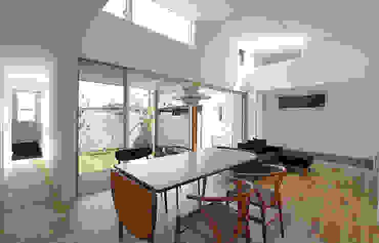 福田康紀建築計画 Modern Dining Room