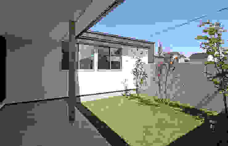 福田康紀建築計画 Modern Garden
