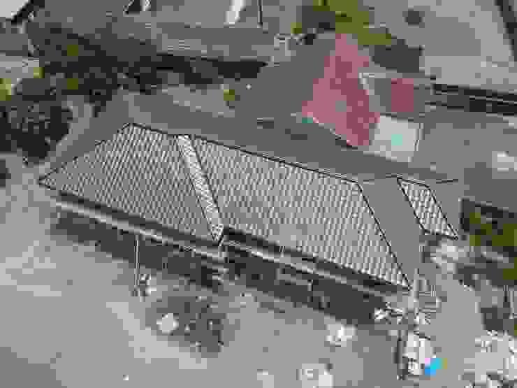 文化瓦屋頂完工 懷謙建設有限公司