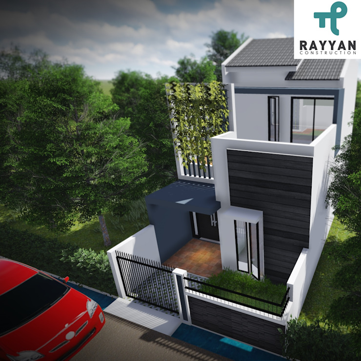 House Architecture Oleh Eco-House Indonesia
