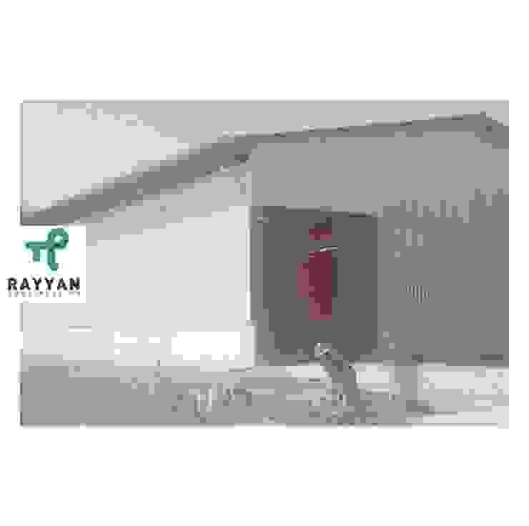 Design and Build Chemical Factory Rumah Gaya Industrial Oleh Eco-House Indonesia Industrial