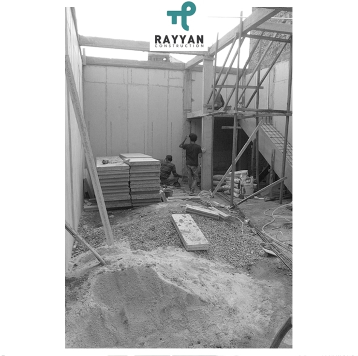 Design and Build Pre-Fabricated House Ruang Keluarga Modern Oleh Eco-House Indonesia Modern