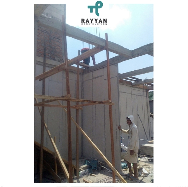 Design and Build Pre-Fabricated House Dapur Minimalis Oleh Eco-House Indonesia Minimalis