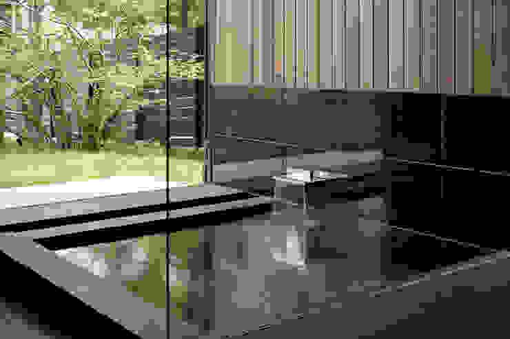 Spa Gaya Asia Oleh atelier137 ARCHITECTURAL DESIGN OFFICE Asia Batu