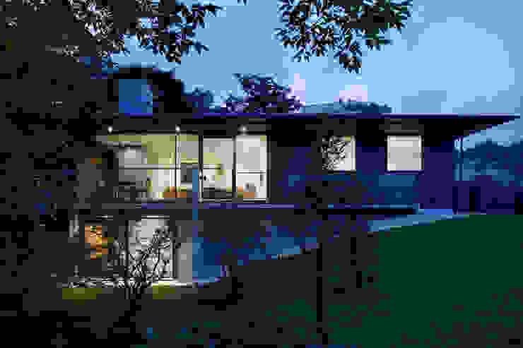 Rumah Gaya Asia Oleh atelier137 ARCHITECTURAL DESIGN OFFICE Asia