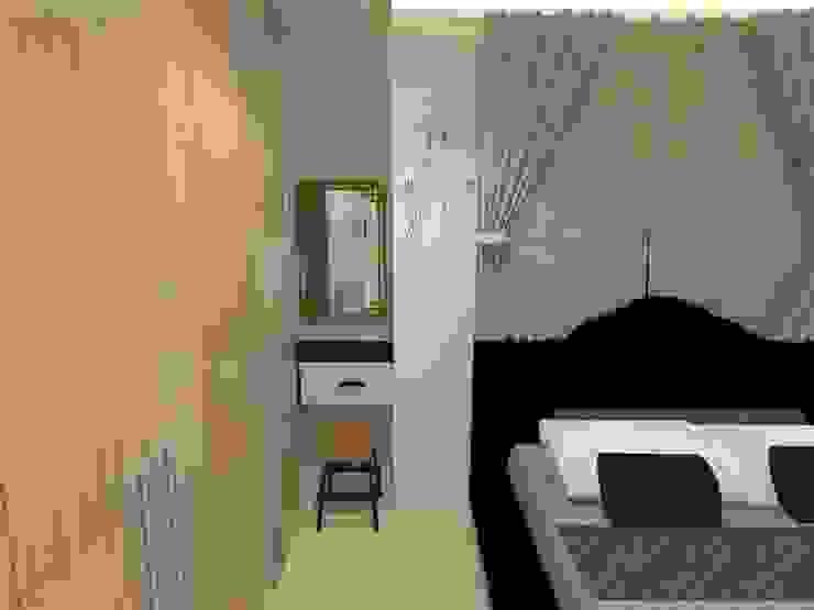 Design Tales 24 Спальня Бежевий