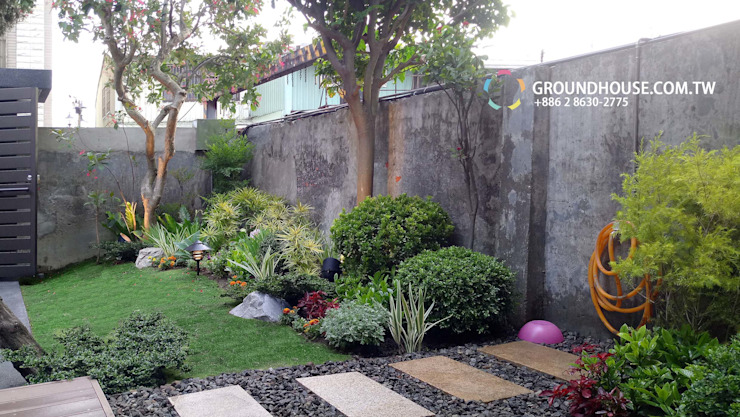 大地工房景觀公司 Classic style garden