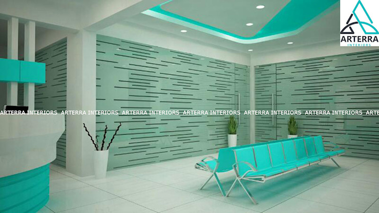 Clinic by Arterra Interiors Country