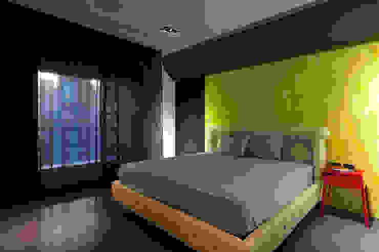 室內設計 市政廳 H House 根據 黃耀德建築師事務所 Adermark Design Studio 簡約風