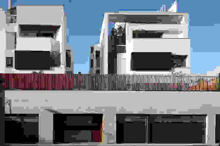 黃耀德建築師事務所 Adermark Design Studio Casas de estilo minimalista