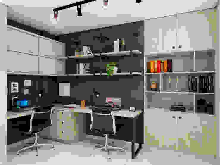 Gabriela Andrade Arquitetura Study/office
