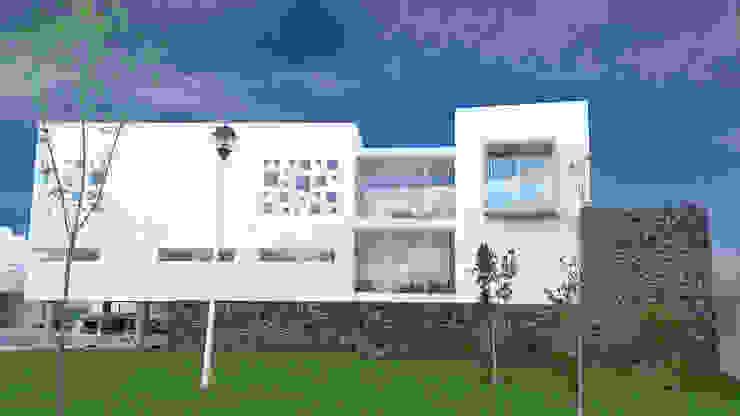 Casa 10°: Casas de estilo  por Itech Kali